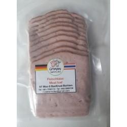 Fleischkäse (dünn geschnitten)